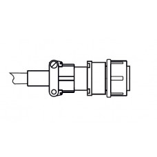 Соединитель к датчикам CS R18-2-3
