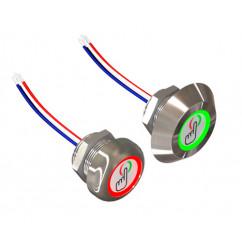 Сенсорная кнопка KD-22ESH-1NB-GR