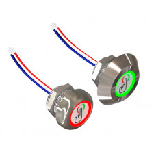 Сенсорная кнопка KD-22ESH-1PA-GR-10-М