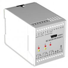 Блок сопряжения NAMUR BC N2-2E-AE-AC220-C-1