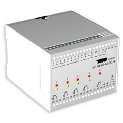 Блок сопряжения NAMUR BC N4-4E-1R-AE-DC24