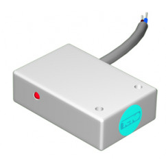 Индуктивный датчик ISN I25P-12-4-L
