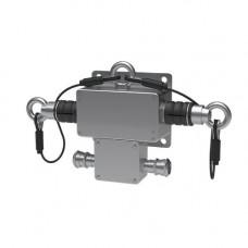Аварийный тросовый выключатель двусторонний АТВв-70421-05-Т