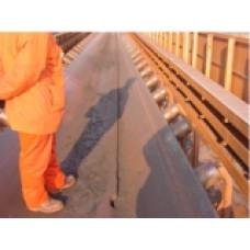 Контроль продольного разрыва конвейерной ленты