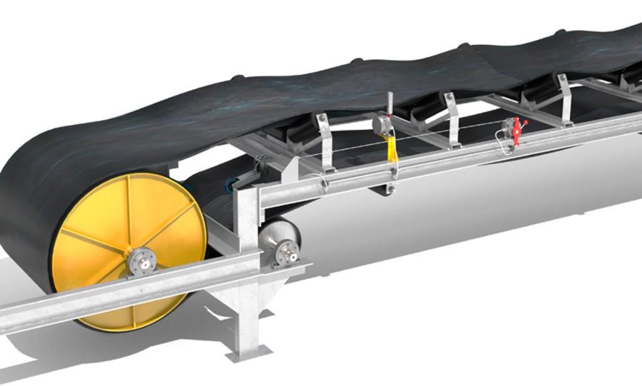 Контроль скорости конвейера футеровка транспортеров