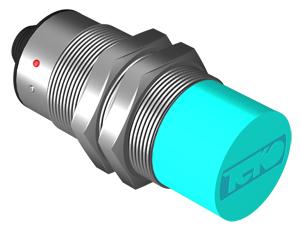 Ёмкостные датчики CSN EC8A5 повышенной чувствительности для обнаружения и подсчета наполненных упаковок