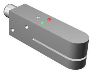 Шелевые оптические датчики OU NC01A5 для обнаружения  непрозрачных объектов