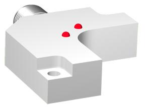 Индуктивные датчики ISB K1P  для контроля положения запорной арматуры