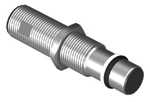 Индуктивные датчики ISB WC29S8 для контроля положения поршня в клапане, работающем под давлением до 50 мПа