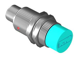 Индуктивные датчики ISN FC4A повышенной чувствительности в корпусе М18 для контроля положения деталей аппаратов