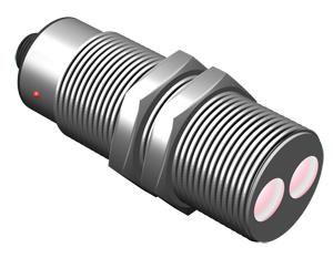 Оптические датчики OPR AC81A5 для обнаружения и подсчета блестящих поверхностей, полупрозрачных и прозрачных объектов  (стекло, пленка)