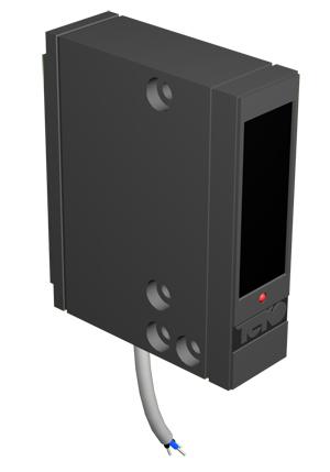 Оптические датчики OPR I61P5 для обнаружения и подсчета блестящих поверхностей, полупрозрачных и прозрачных объектов  (стекло, пленка)