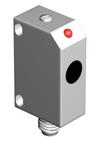 Оптические датчики OS IC26A (приёмник) для обнаружения полупрозрачных и непрозрачных объекто