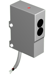 Оптические датчики OV I34A с отражением от объекта для обнаружения и подсчёта объектов с отражающей способностью