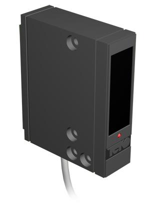 Оптические датчики OX I61P с отражением от световозвращателя для обнаружения и подсчёта непрозрачных объектов