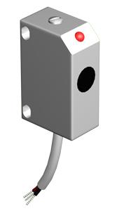Оптические датчики OY I26A (излучатель) для обнаружения полупрозрачных и непрозрачных объектов