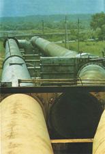 Пуск/остановка потока продукта в нефтегазовой отрасли