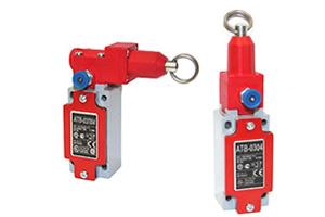Односторонние аварийные тросовые выключатели серии АТВ-0304, АТВ-03Л04, АТВ-03П04 (механические)