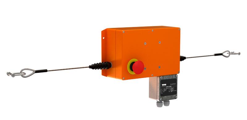 Двусторонние аварийные тросовые выключатели серии АТВ-1020, АТВ-1052 и АТВ-1062 (индуктивные)