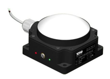ёмкостный датчик со сферической поверхностью CSN I71P-31P-25-LZ