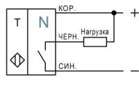 схема подключения DUG1-N-S4