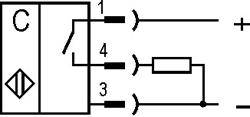 датчика уровня CSN EC50S8